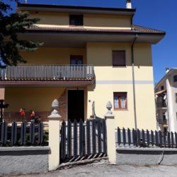 Appartamento con giardino in affitto in Via A. Volta a Campo di Giove