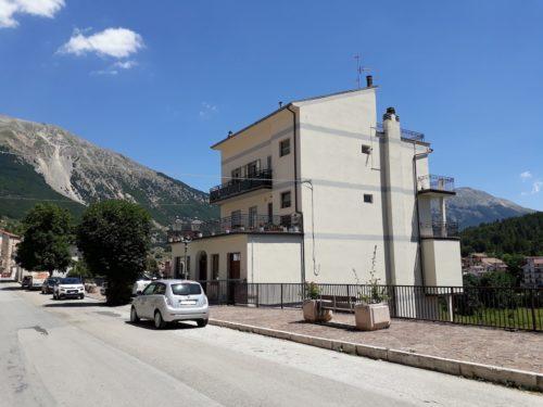 Appartamento in affitto a Campo di Giove con ampio terrazzo