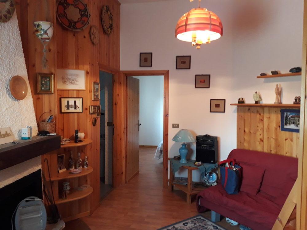 Appartamento panoramico, Residence H1, in prossimità delle piste da sci di Campo di Giove