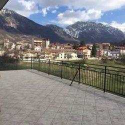 Affittasi appartamento con ampio terrazzo in Via San Matteo a Campo di Giove
