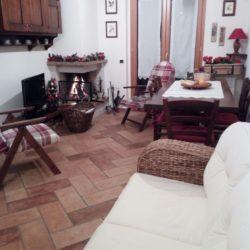 Appartamento in affitto a Campo di Giove, a pochi passi dai campi sportivi, confinante con pineta e con vista sulla Maiella
