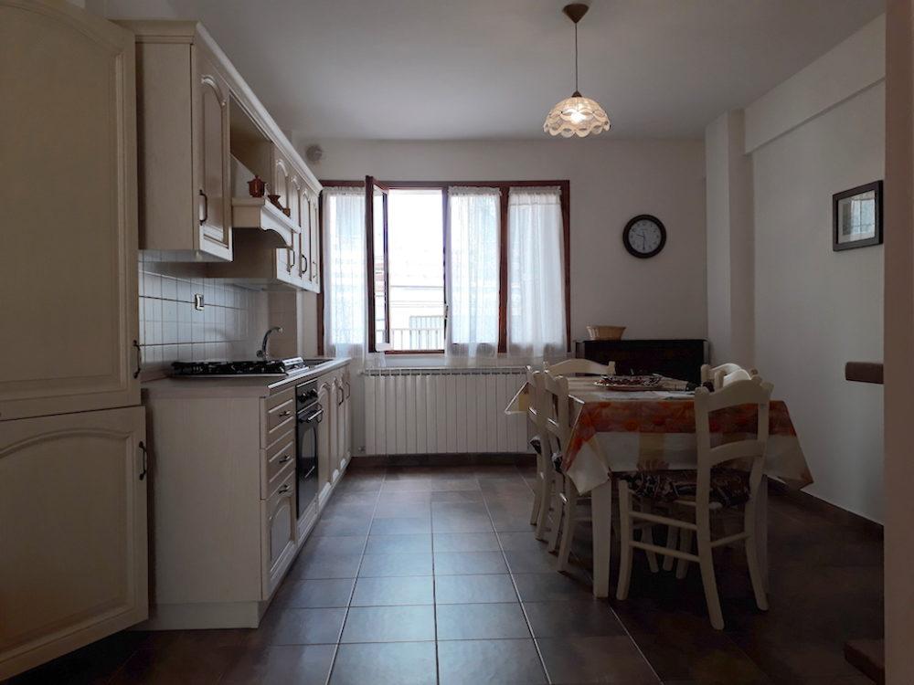 soggiorno cucina, appartamento in affitto a Campo di Giove